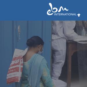 Bitte um Spenden für Indien - ... gegen die Wucht der Coronawelle